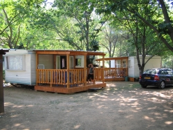 Location - Mobil-Home - Camping Les Gorges du Chassezac