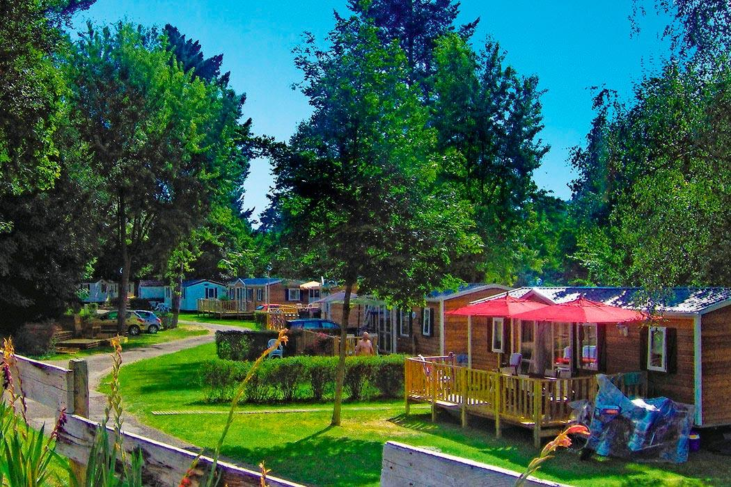 Village Center Camping le Parc de la Fecht - Munster