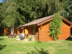 Location - Chalet - Camping Cevedale