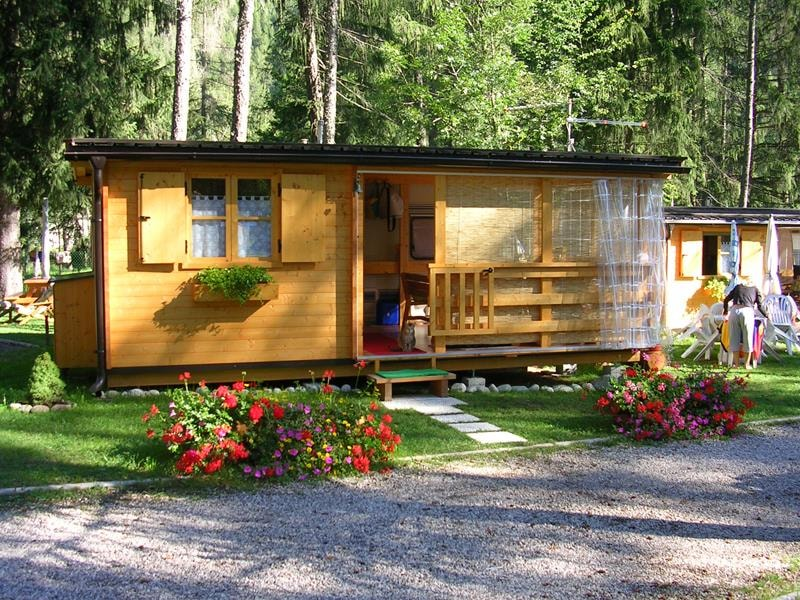 Camping Cevedale - Ossana