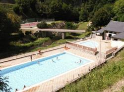 Bathing Camping Le Lauradiol - Campouriez