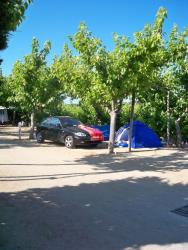 Camping Pitch STANDARD: 1 tent /1 caravan +1 car + 2 adults)