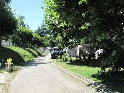 Pitch - Pitch + Tent Or Caravan - Camping Le Soleil Rouge