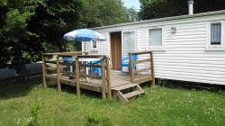 Accommodation - Mobil Home - Camping Le Soleil Rouge
