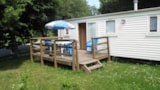 Rental - Mobil Home - Camping Le Soleil Rouge
