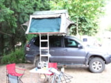 Pitch - Pitch + Tent + Bike or Motorcycle - Camping Le Soleil Rouge