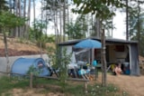 Pitch - Package Pitch - Camping les Pins d'Ucel