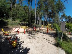Sport activities Camping Les Pins D'ucel - Ucel