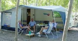 Pitch Type A ±70m2 (car, tent or caravan) or camping-car