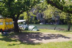 Emplacement - Forfait : Emplacement + 1 Voiture - Camping Mazet-Plage