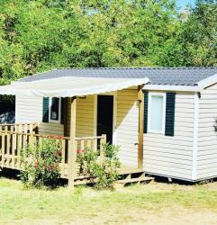 Location - Mobil-Home - Camping Mazet-Plage