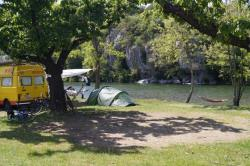 Etablissement Camping Mazet-Plage - Berrias-Casteljau
