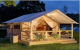 Rental - Canvas Bungalow Lodge Victoria (2 Bedrooms) - Camping Aloha Plage****