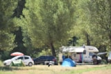 Pitch - Privileged Camp Site Camping Edge With Electricity - Camping Aloha Plage****