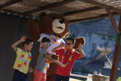 Entertainment organised Camping Aloha Plage**** - Sampzon