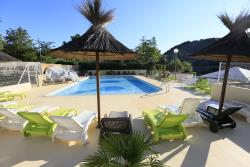 Établissement Camping Aloha Plage**** - Sampzon