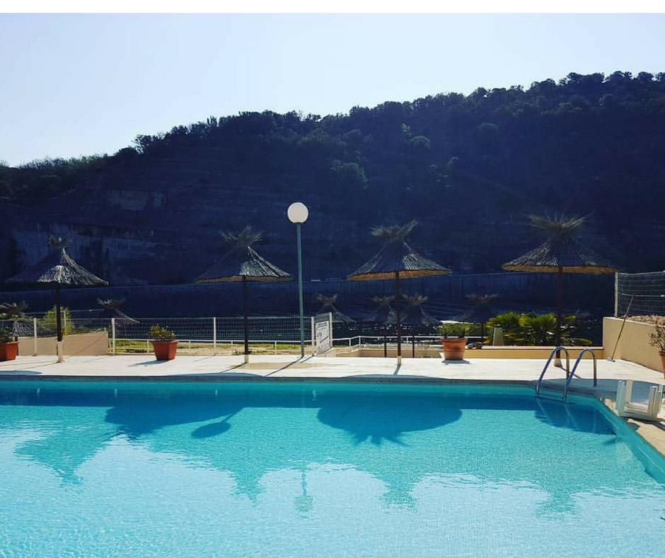 Zwemplezier Camping Aloha Plage**** - Sampzon