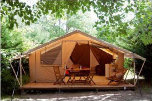 Lodge Cabanon 1/4 Pers.