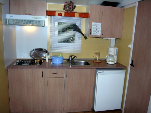 Comfort MEDITERRANEE Mobile Home - 23sq.m. - 1/5 Ppl.