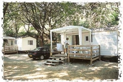 Standard MEDITERRANEE Mobile Home - 19sq.m. - 1/4 Ppl.