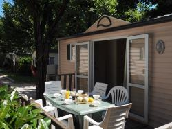 Rental - Mobil-Home O'hara Grand Confort - Camping Le Casque Roi