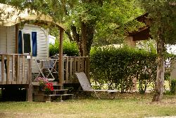 Rental - Mobilehome Supermercure 2 Bedrooms, Arrival On Saturday In The Highseason - CAMPING LA ROUBINE