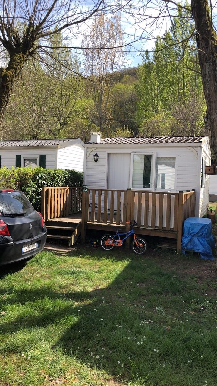Accommodation - Mobilehome 1 Bedroom - Camping Les Acacias