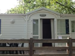 Wheelchair friendly Camping Le Sous-Bois - St Maurice D'ibie