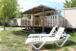 Location - Mobil Home 2 Chambres Confort Ou Pmr - Camping La Grand'Terre
