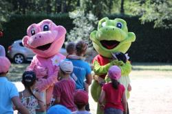 Animatie Camping La Grand'terre - Ruoms