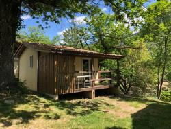 Accommodation - Chalet - CAMPING LA DROBIE