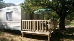 Rental - Mobile Home Without Private Facilities - CAMPING LA DROBIE