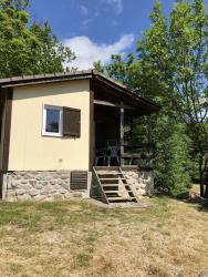 Accommodation - Chalet Type 2 - CAMPING LA DROBIE