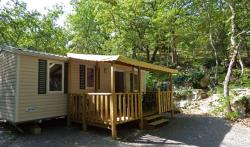 Location - Mobil-Home  3 Chambres - Camping les Blaches Locations