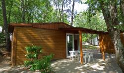 Etablissement Camping Les Blaches Locations - Casteljau