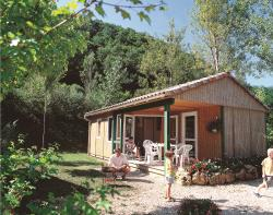 Huuraccommodaties - Chalet Motel 2 bathrooms (42 m²) - Camping Les Bö-Bains ****