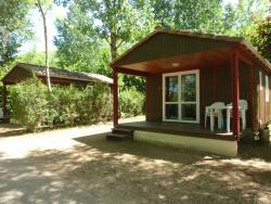 Huuraccommodaties - Chalet Eden (27 m²) - n°45 to 50 - Camping Les Bö-Bains ****