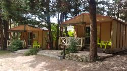 Accommodation - Chalet Confort (2 Bedrooms/Kitchen/Wc Shower) - Camping Le Matin Calme