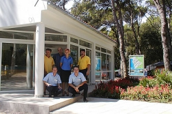 Reception team Camping Park Soline - Biograd Na Moru