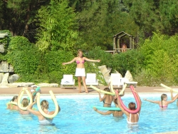 Sport activities Camping La Rouveyrolle - Berrias Et Casteljau