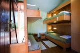 Rental - Two-roomed Bungalow - Camping Village Isuledda