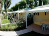 Rental - Mobile Home Blu Romantic - Camping Village Isuledda