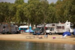 Emplacement - Pitch type PARADISE - Camping Village Isuledda
