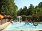 Pitch - Premium Pitch  (Pitch 230 m² with tap of water, 1 car, with electricity 10 A) - Camping Sites et Paysages LE CLOS CACHELEUX