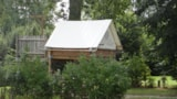 Rental - Romantic perched tent - Camping Sites et Paysages LE CLOS CACHELEUX