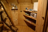 Rental - Treehouse Romantic 2 Angels - Camping Sites et Paysages LE CLOS CACHELEUX