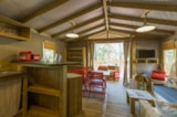 Rental - Master Lodge on stilts - Camping Sites et Paysages LE CLOS CACHELEUX