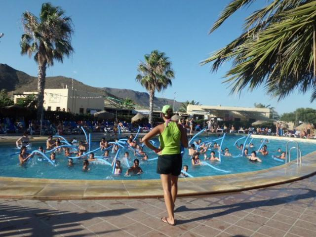 Leisure Activities Camping Los Escullos - Almeria