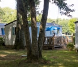Rental - Mobile Home Eco 26 M² (2 Bedrooms) - Camping Le Bois Fleuri
