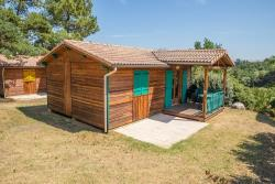 Accommodation - Chalet 2 Bedrooms 33M² - Sheltered Terrace - Domaine la Garenne